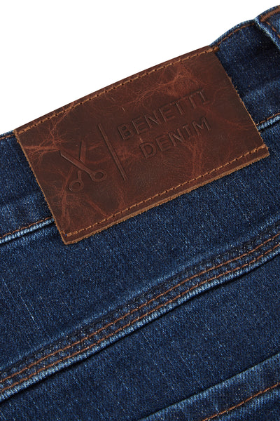 Diego Dark Wash Denim
