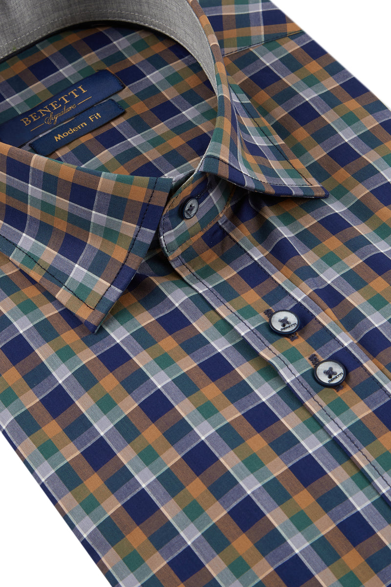Dusty Check Shirt