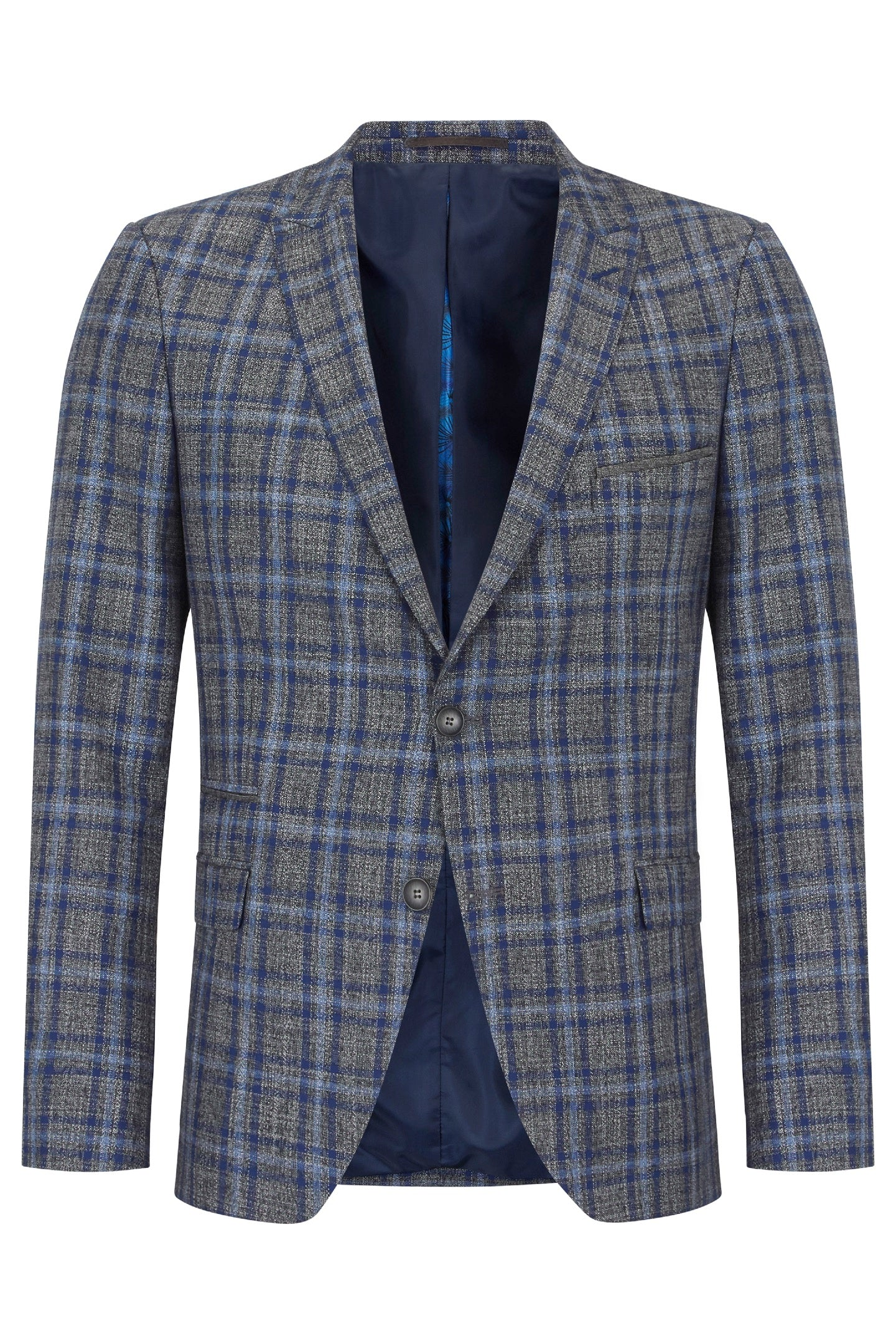 Errol Grey Blazer