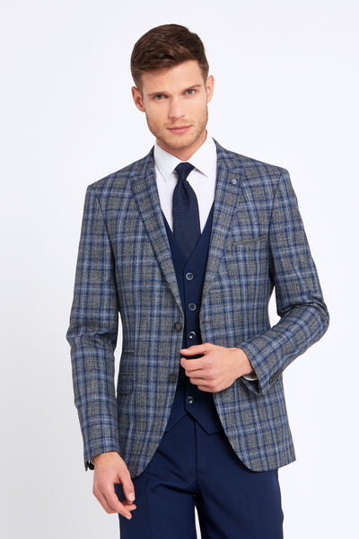 Benetti Errol Grey Suit