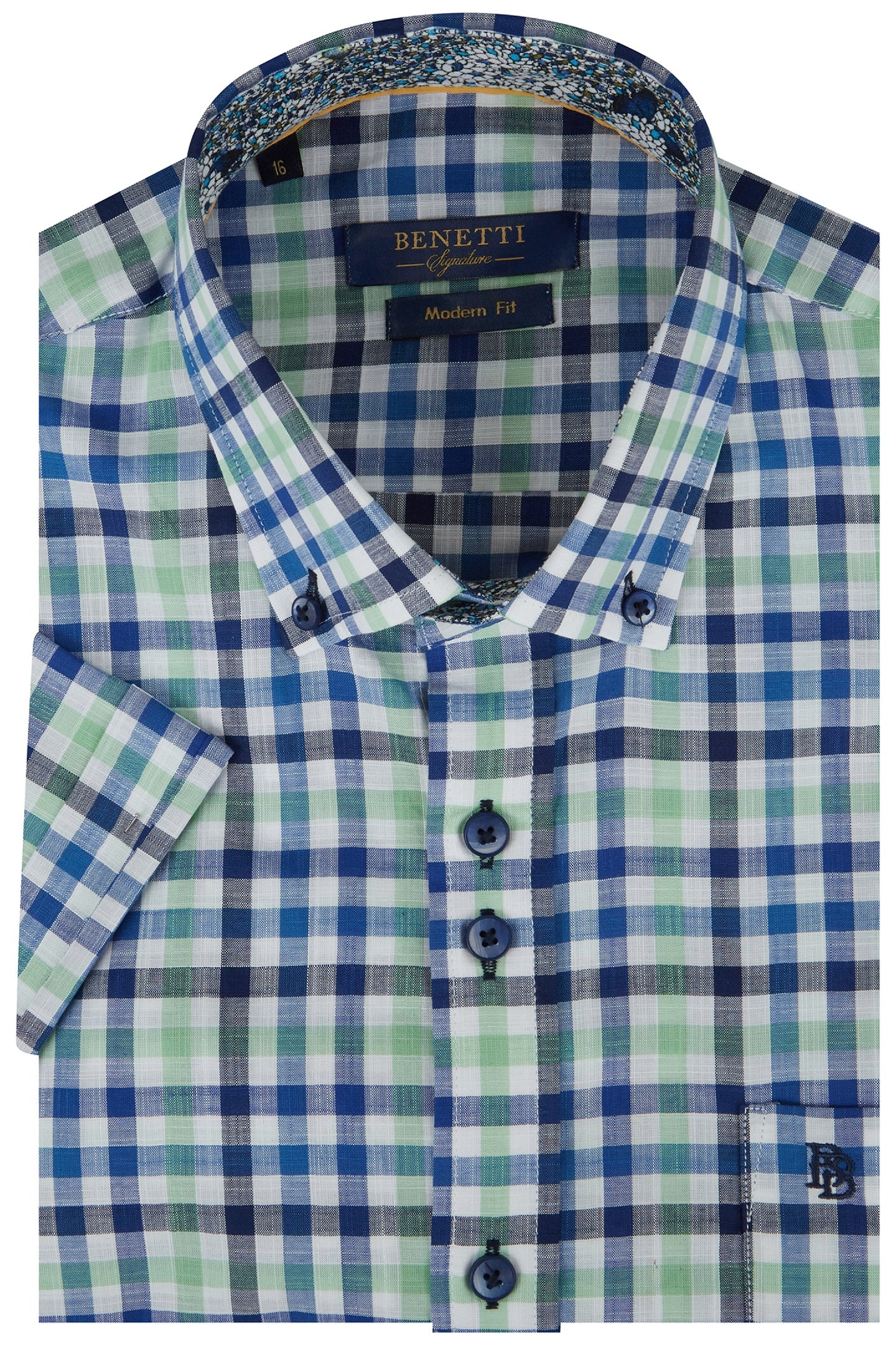 Benetti Gary Short Sleeve Shirt