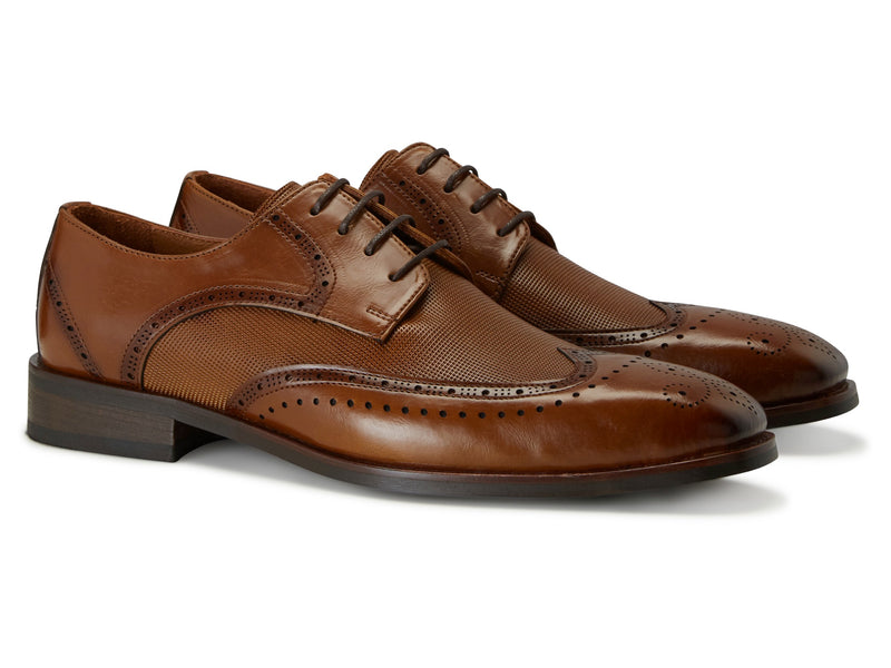 George Chestnut Brogue
