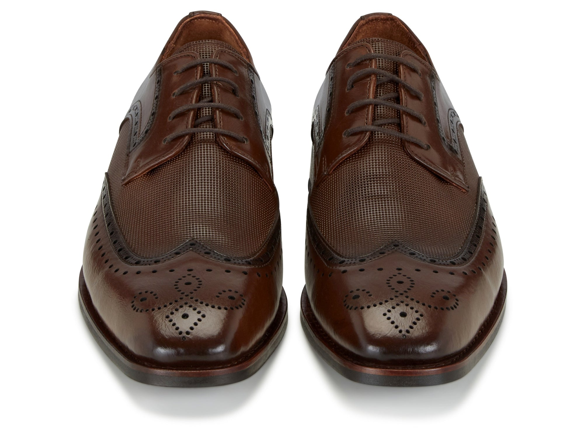 George Cognac Shoe