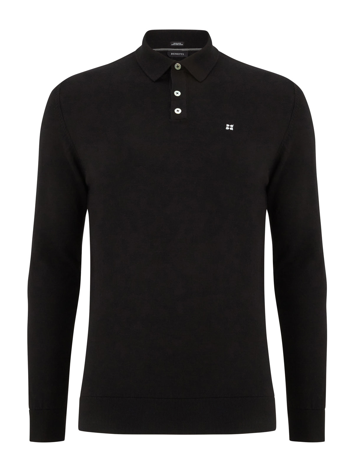 Geron Black Benetti Sweater