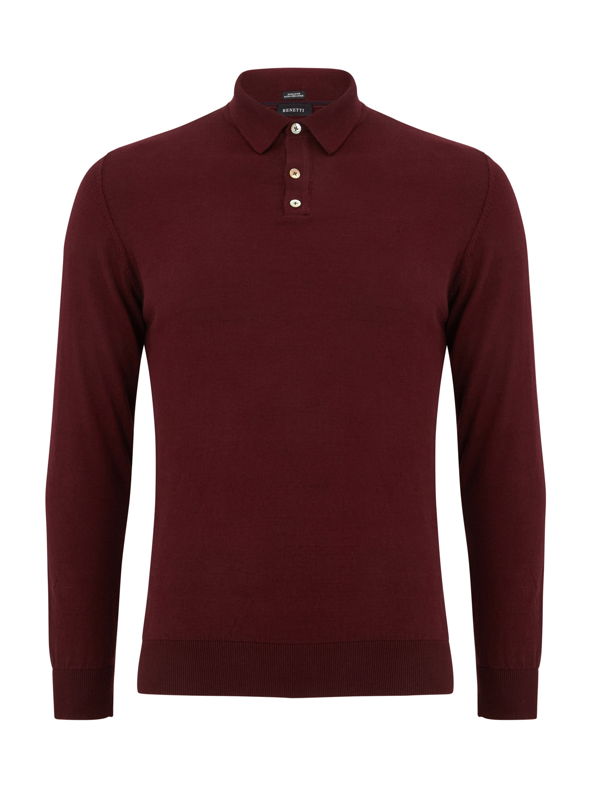 Geron Bordo Benetti Sweater