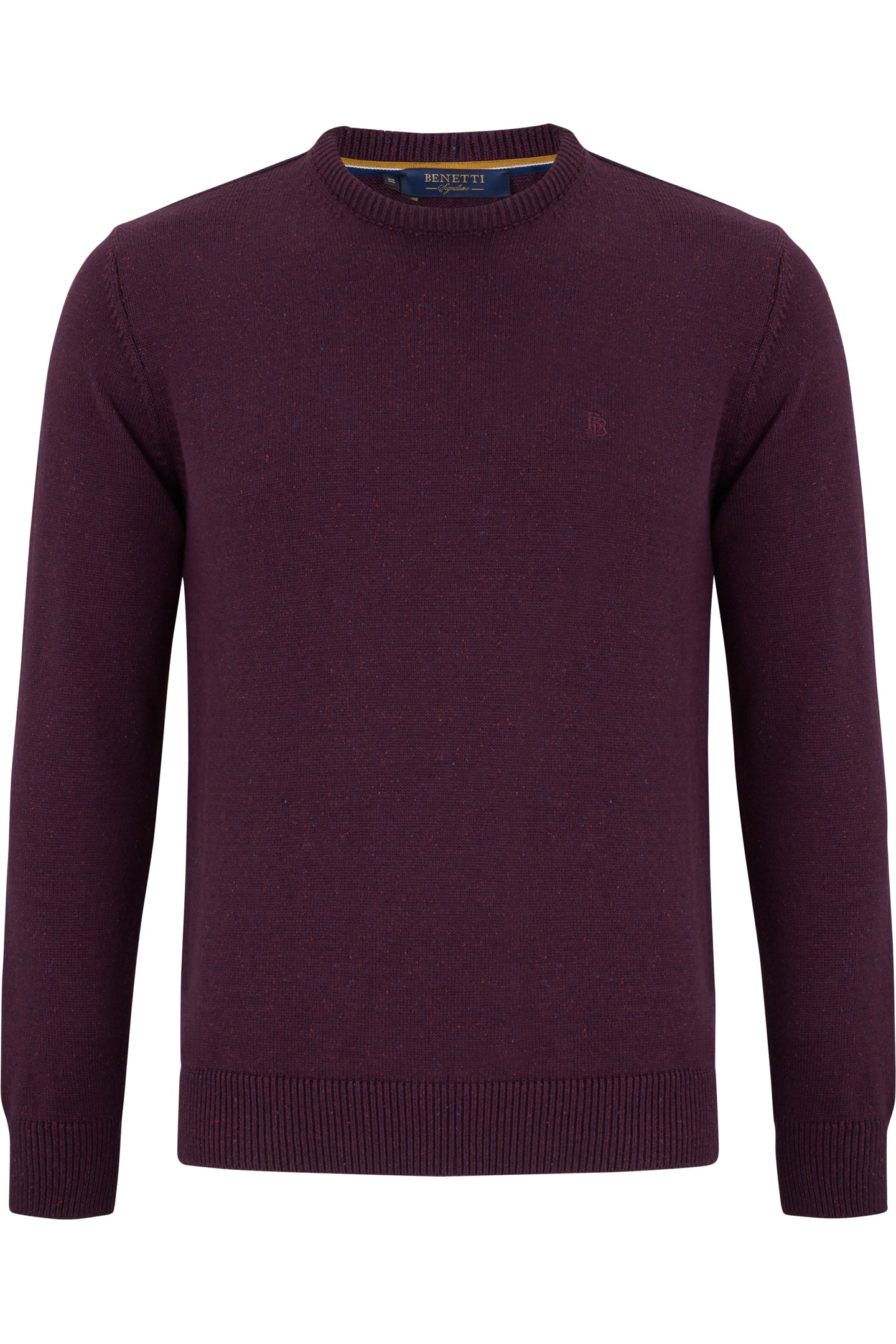 Grape crew neck sweater