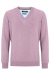 Benetti Menswear V Neck Jumper