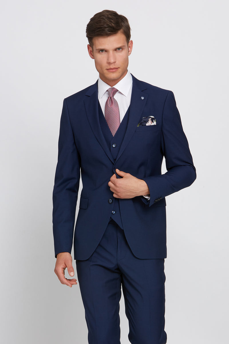 Hogan Petrol 3 Piece Suit