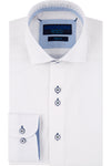 Hudson Tailored White Shirt