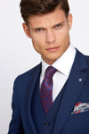 James Petrol 3 Piece Suit