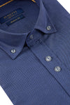 Jasper Plain Blue Shirt