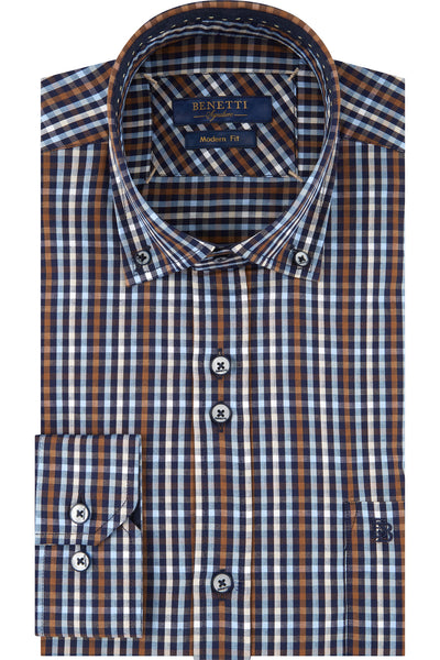 Jervis Check Shirt