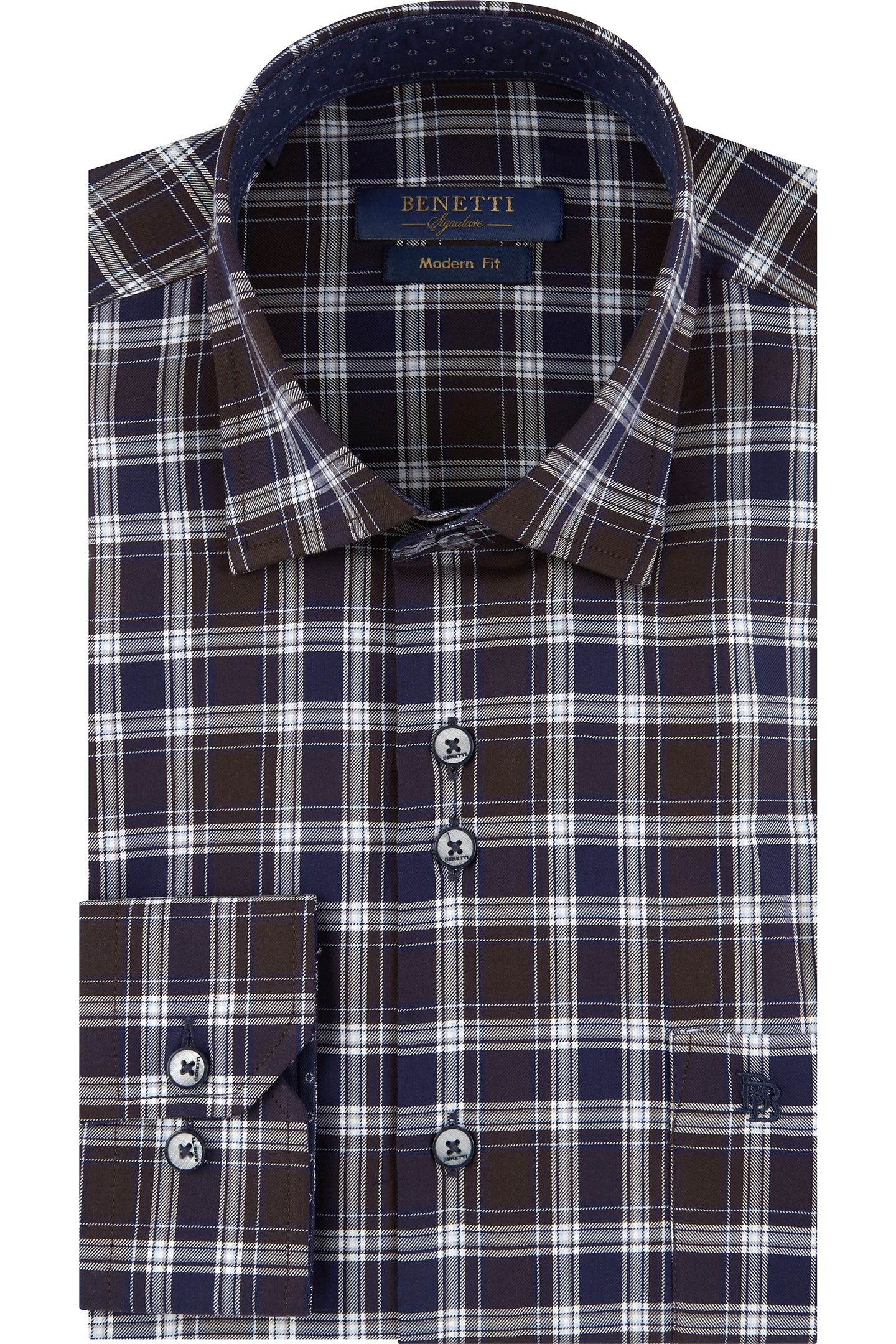 Jules Check Shirt