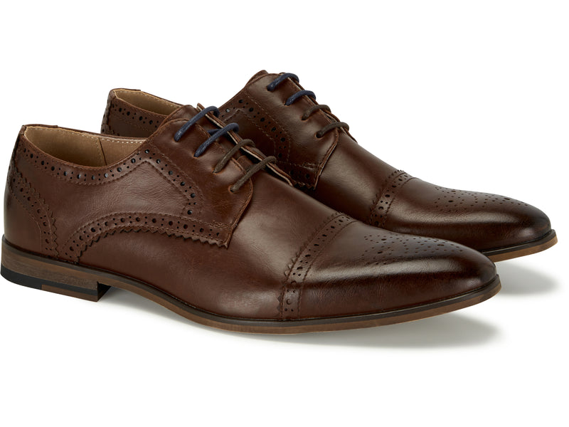 Benetti Spencer Brogue Shoe