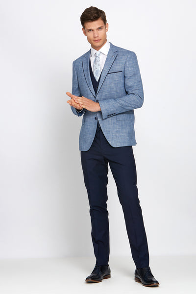Trenton Blue Suit Jacket