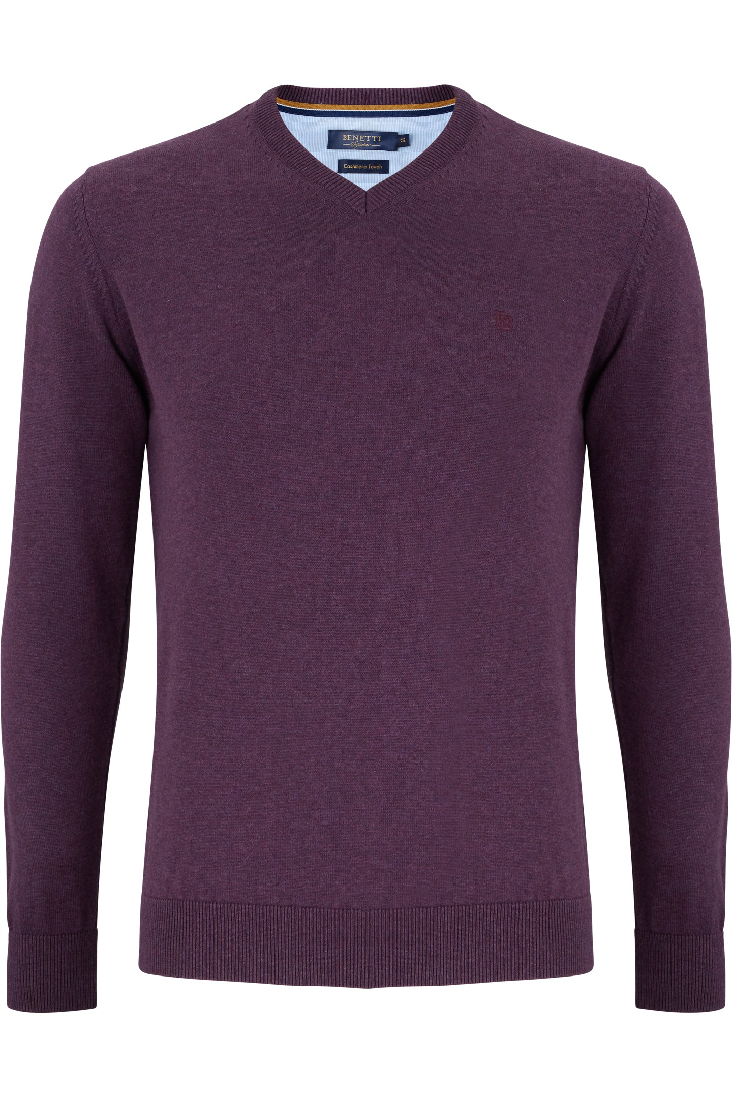 Violet V Neck Sweater