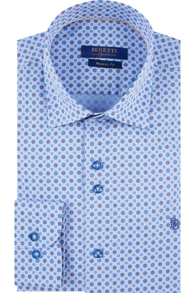 Benetti Weston Sky Shirt