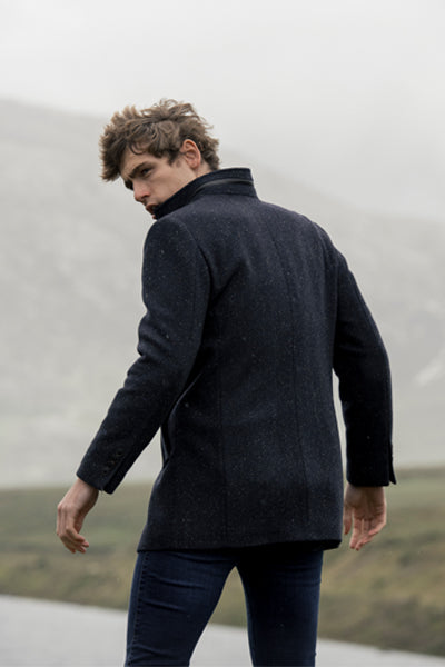 Benetti Zak Wool Coat