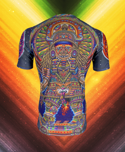 Ultimate Spiritual Warrior - Rash Guard
