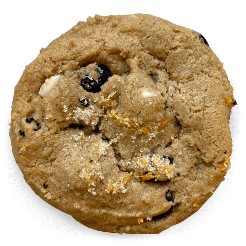Blueberry Sunrise Cookie