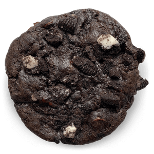 Mocha Cookies n' Cream Cookie