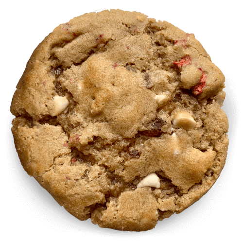 Strawberry Lemonade Cookie