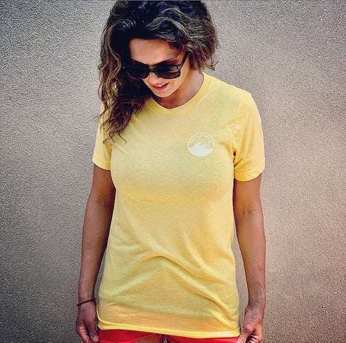 TriBlend Tee - Mellow Yellow