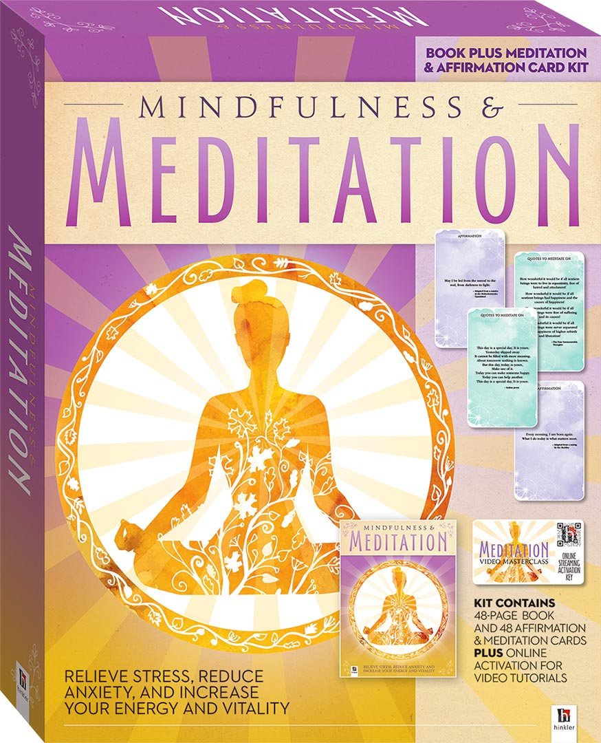 Mindfulness & Meditation Box Set