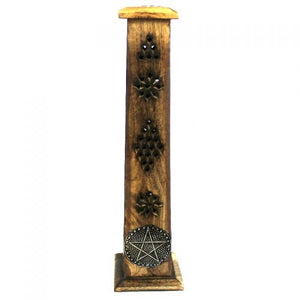 Incense Tower Pentagram