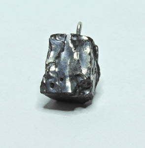 Shungite Elite Raw Pendant