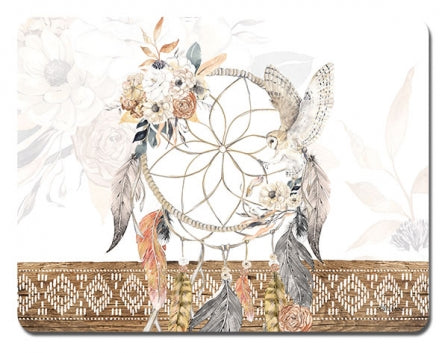 Placemat S/6 Barn Owl Dream