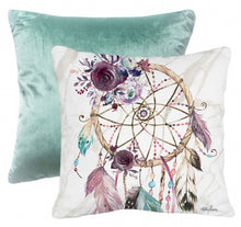 Load image into Gallery viewer, Cushion Boho Fairy Dreamcatcher