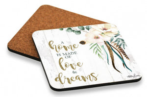 Coaster S/6 Boho Luxe Dreams
