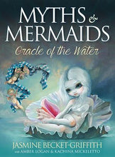 Load image into Gallery viewer, Myths & Mermaids Set - Oracle of the Water