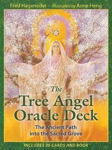 The Tree Angel Oracle Deck - The Ancient Path into the Sacred Grove