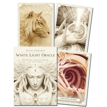 Load image into Gallery viewer, White Light Oracle Cards