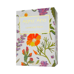 Hawaiian Aromatherapy Pure Soap – Lavender Fields