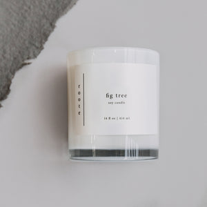 Soy Candle - Fig Tree