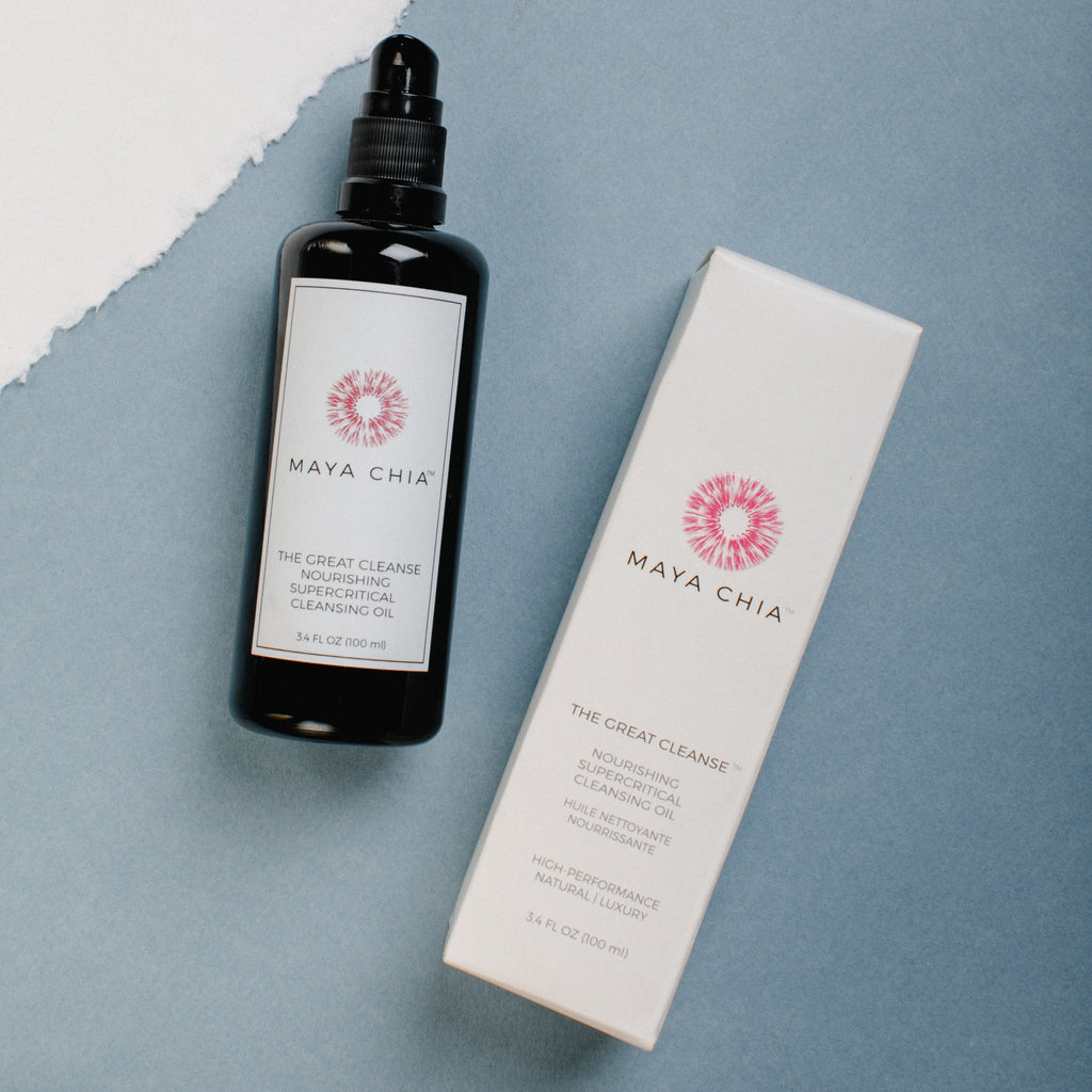 The Great Cleanse - Nourishing Supercritical Cleansing Oil