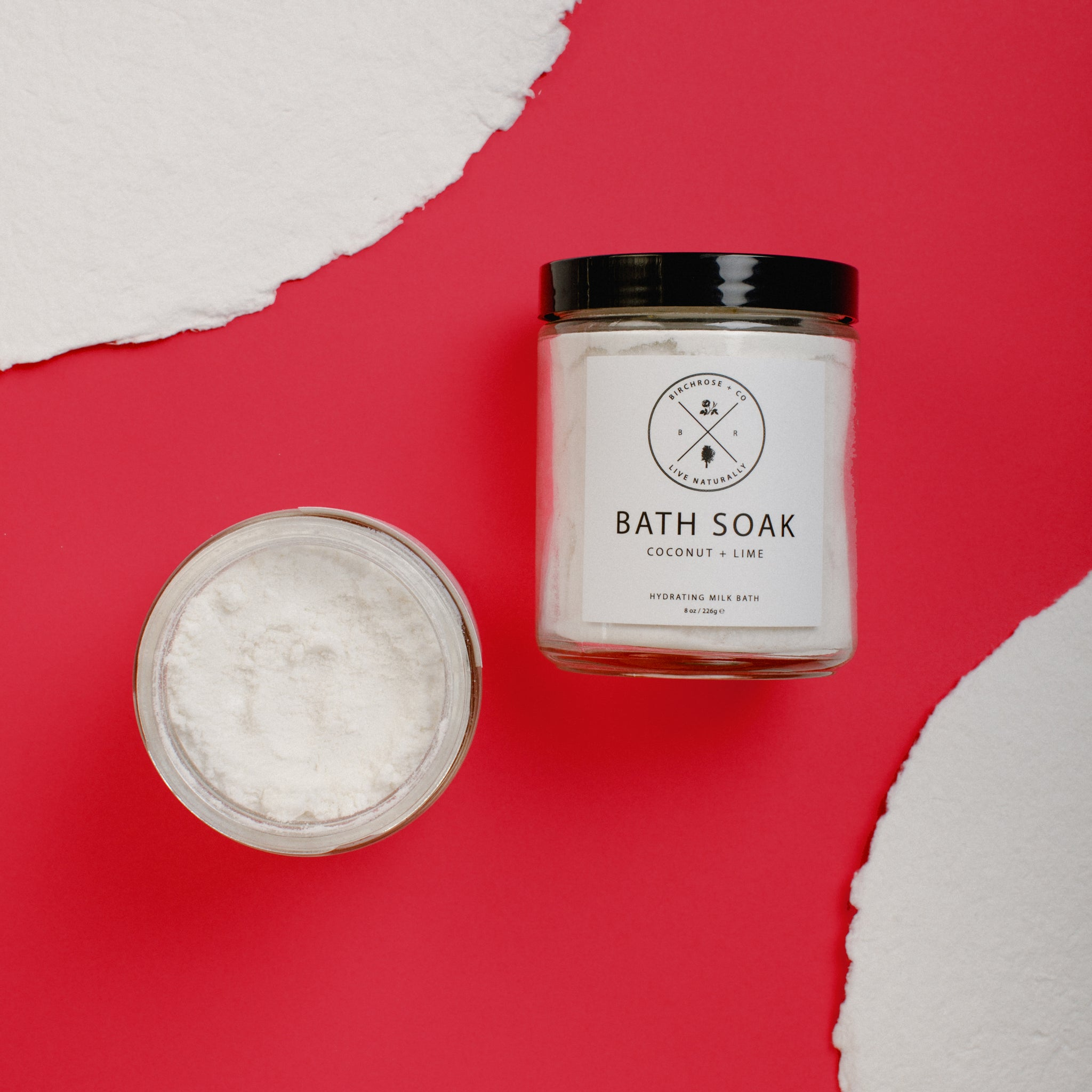 Bath Soak - Coconut + Lime