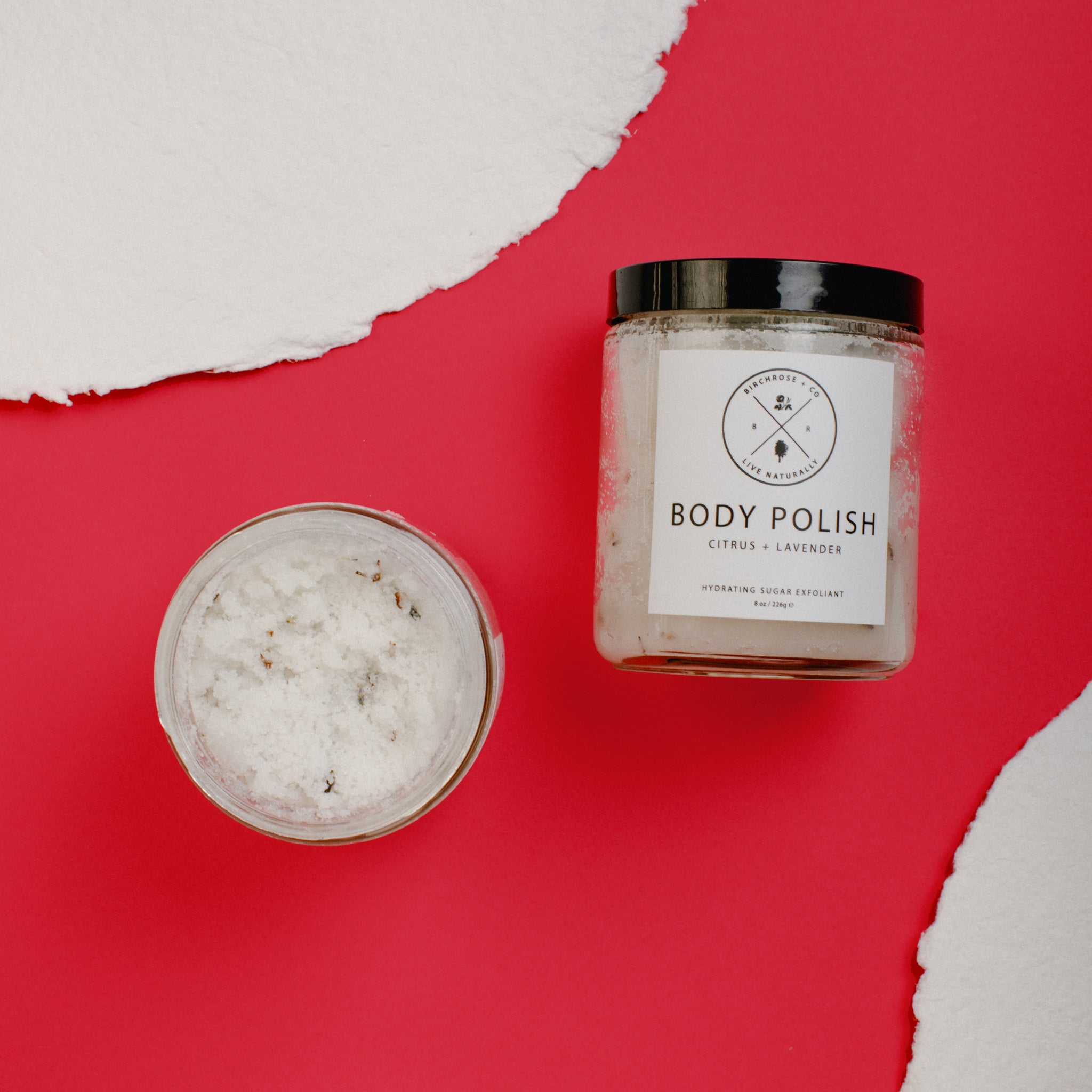 Body Polish - Citrus + Lavender