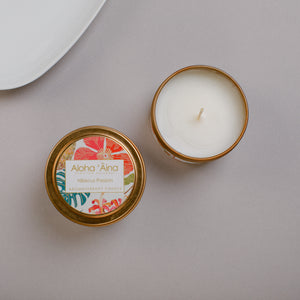 Hibiscus Passion - Hawaiian Aromatherapy Candle