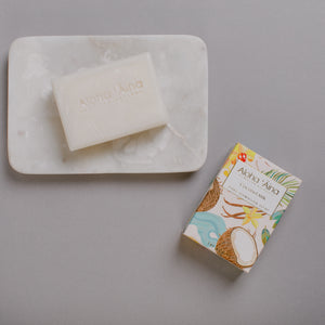 Hawaiian Aromatherapy Pure Soap – Coconut Milk