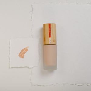 Organic Silk Foundation - Ivory701