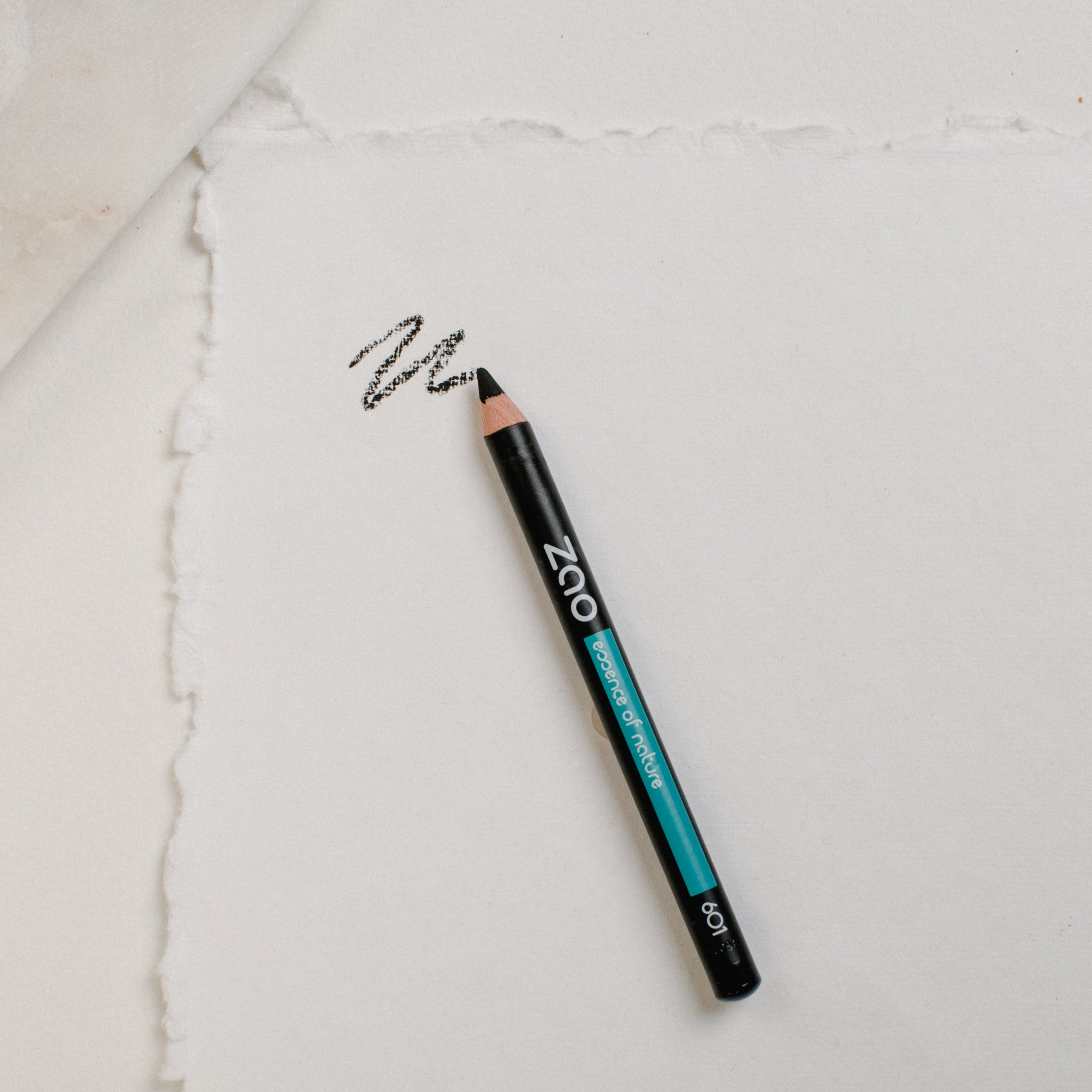 Organic Eye Pencil in Black