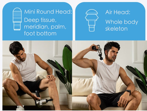 (50% OFF) -  Relieving Pain - Body Deep Muscle Massager