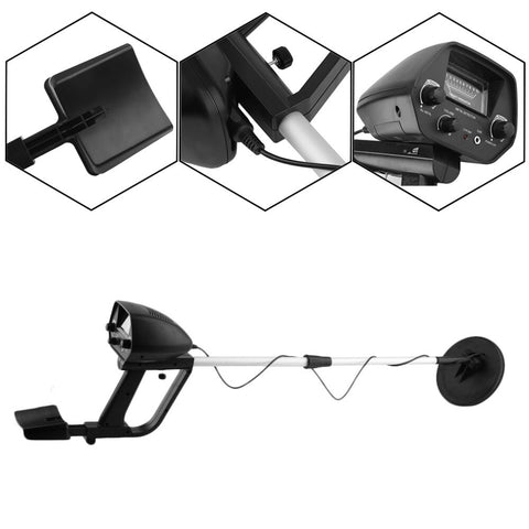 Image of Lightweight  Metal Detector (FREE Headphones)