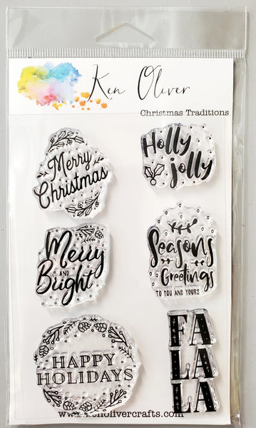 Clear Stamps Christmas Traditions