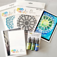 Mandala Card Kit and Free Class