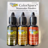 The Crafter's Workshop ColorSparx Watercolor Powders 3 Packs